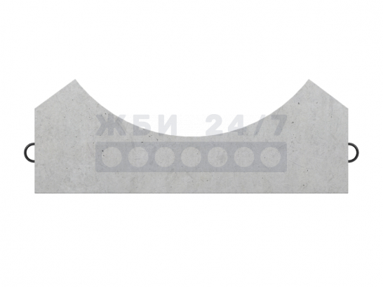 Блок  Ф 20. 1   d1000